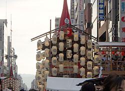 祇園祭の図